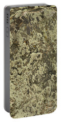 Portable Battery Charger featuring the photograph Green Moss by Les Palenik