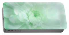 Green Mum Luminous Painted Blossom Portable Battery Charger