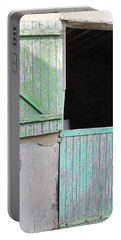 Green Stable Door Portable Battery Charger