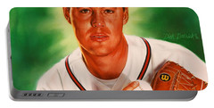 Greg Maddux Portable Battery Charger