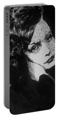 Greta Garbo Portable Battery Charger