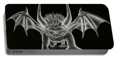 Grevil Statue Portable Battery Charger