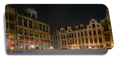 Grote Markt Brussels Portable Battery Charger