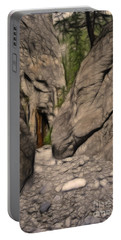 Grotto Canyon Fractal Portable Battery Charger