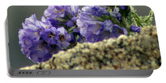 Portable Battery Charger featuring the photograph Growing In Granite by Jeremy Rhoades
