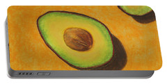 Guacamole Time Portable Battery Charger by Marna Edwards Flavell