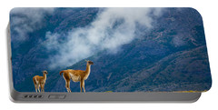 Guanaco Portable Battery Chargers