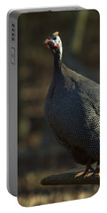 Guinea Chicken Portable Battery Charger