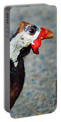 Guinea Hen Portable Battery Charger