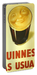 Guinness As Usual Portable Battery Charger