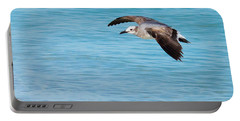 Gull At Lido Beach IIi Portable Battery Charger