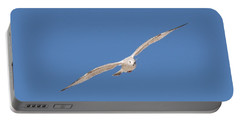 Gull In Flight - 2 Portable Battery Charger