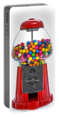 Gumball Machine Portable Battery Charger