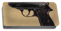 Gun - Pistol - Walther Ppk Portable Battery Charger