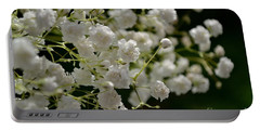 Gypsophilia Portable Battery Charger