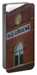 H D Gruene Portable Battery Charger