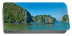 Ha Long Bay  Portable Battery Charger