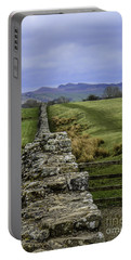 Hadrian's Wall Portable Battery Charger