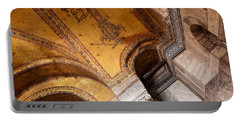Hagia Sophia Arch Mosaics Portable Battery Charger