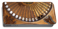 Hagia Sophia Dome 02 Portable Battery Charger