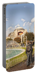 Hagia Sophia Editorial Portable Battery Charger