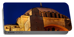Hagia Sophia Evening Portable Battery Charger