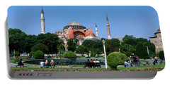 Hagia Sophia, Istanbul, Turkey Portable Battery Charger