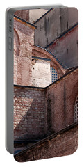 Hagia Sophia Walls 02 Portable Battery Charger
