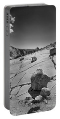 Half Dome From Olmsted Point Portable Battery Charger