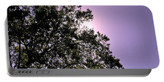 Portable Battery Charger featuring the photograph Half Tree by Matt Harang