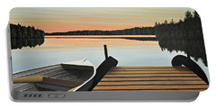 Haliburton Dock Portable Battery Charger