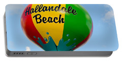 Hallendale Beach Water Tower Portable Battery Charger