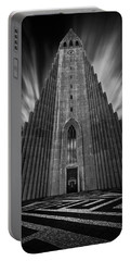 Hallgrimskirkja Portable Battery Charger
