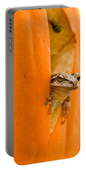 Halloween Surprise  Portable Battery Charger by Jean Noren