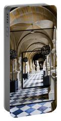 Halls Of Versailles Paris Portable Battery Charger