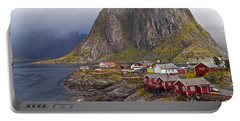 Hamnoy Rorbu Village Portable Battery Charger