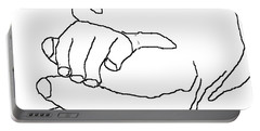 Hand In Hand Portable Battery Charger