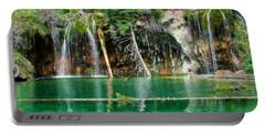 Hanging Lake 1 Portable Battery Charger