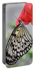 Portable Battery Charger featuring the photograph Hanging On #2 by Judy Whitton
