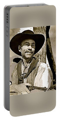 Hank Worden Publicity Photo Red River 1948-2013 Portable Battery Charger