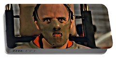 Hannibal Lecter Portable Battery Charger