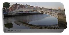 Ha'penny Bridge Dublin Ireland Portable Battery Charger
