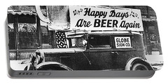 Happy Days Are Beer Again Portable Battery Charger
