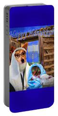Happy Hanukkah  - 2 Portable Battery Charger