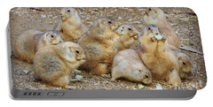 Portable Battery Charger featuring the photograph Happy Thanksgiving by Chris Scroggins