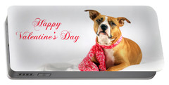 Fifty Shades Of Pink - Happy Valentine's Day Portable Battery Charger