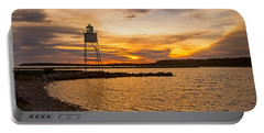 Harbor Sunrise Portable Battery Charger