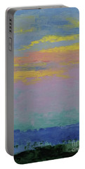 Harbor Sunset Portable Battery Charger