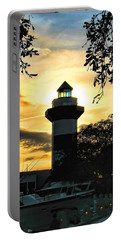 Harbour Town Lighthouse Beacon Portable Battery Charger