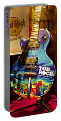 Hard Rock Electric Guitar Portable Battery Charger